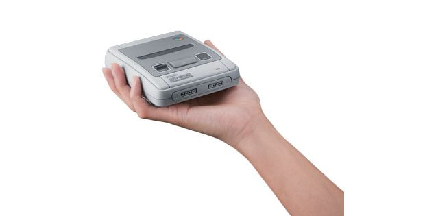 La Super Nintendo Entertainment System rejoint la collection Nintendo Classic Mini