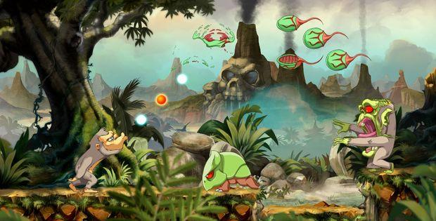 Toki : le remake du jeu d'arcade refait surface sur Nintendo Switch