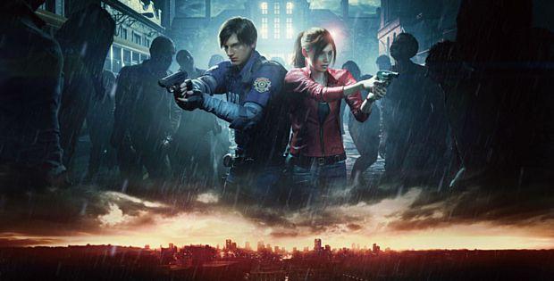 Paris Games Week 2018 - Capcom : des zombies et des démons dans la nature