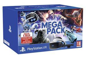 Méga Pack PS VR