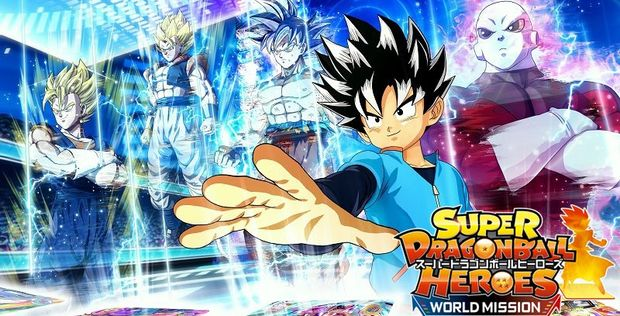Super Dragon Ball Heroes World Mission à la conquête de l'Europe