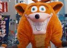 Crash Bandicoot Dance