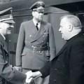 Przywódca państwa słowackiego ks. Józef Tiso z wizytą w Berlinie