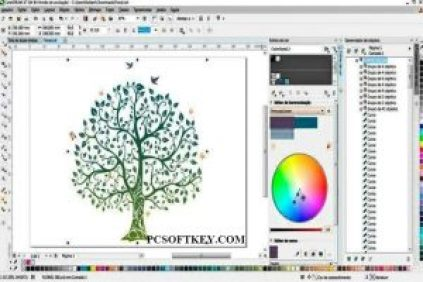 corel draw x8 full crack + keygen