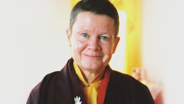 Pema Chodron on How to Turn Pain into Compassion Through the Practice of Meditation