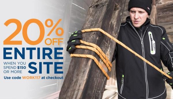 Take 20% OFF at RefrigiWear.com