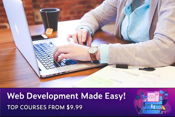 web development courses Udemy 2018