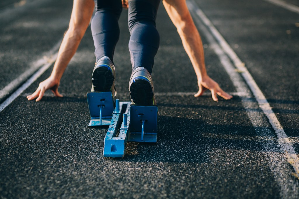 How To Train Like A Olympic Athlete