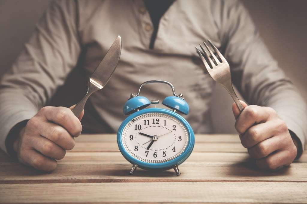 Eating On A Clock When, What & How Much