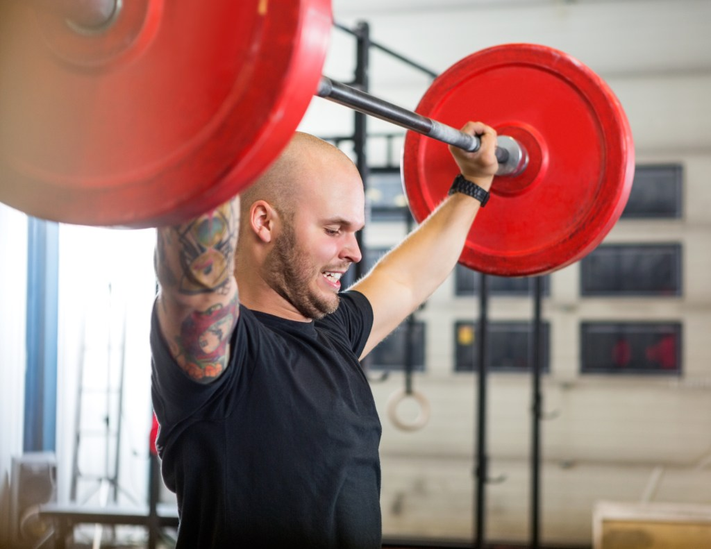 What Do Power Cleans Work