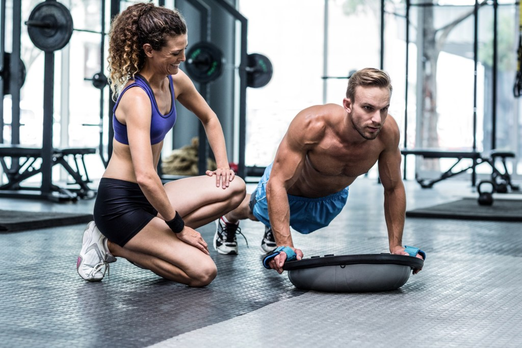 What Are The Pros & Cons of BOSU Balls