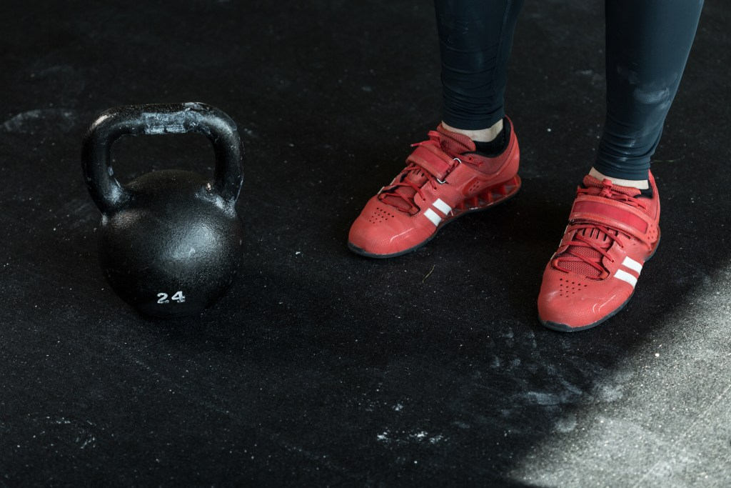 Can Weight Lifting Shoes Make A Difference In Training