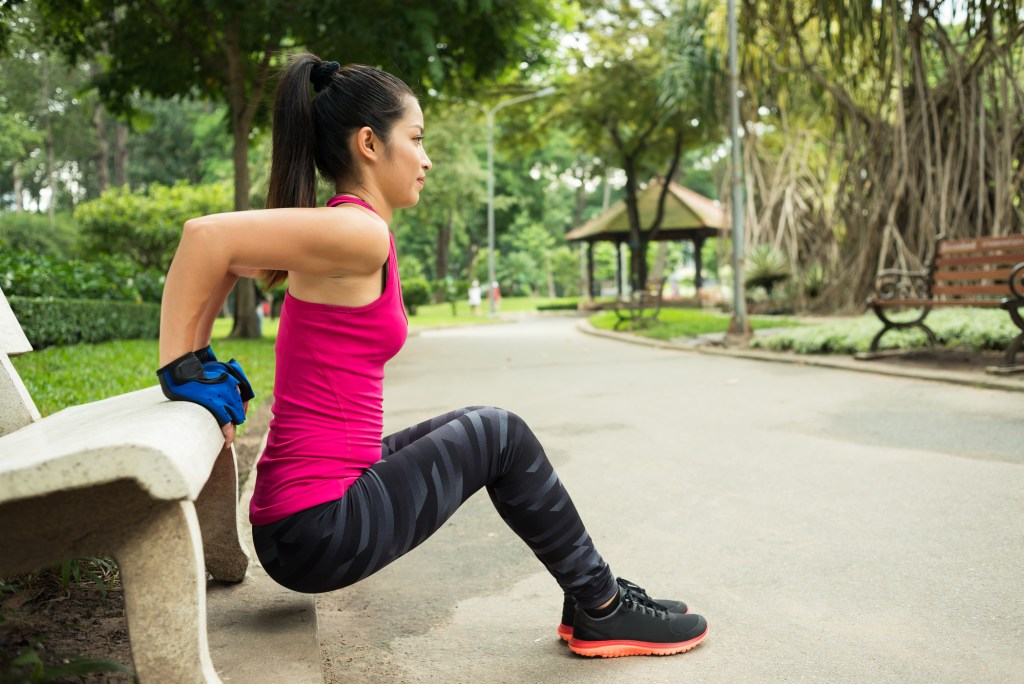 Tips To Lose Weight With Dips