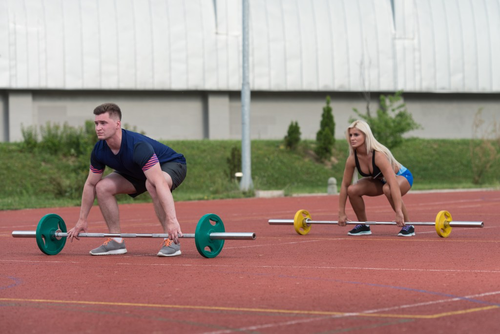 How To Train Like An Olympic Weightlifter
