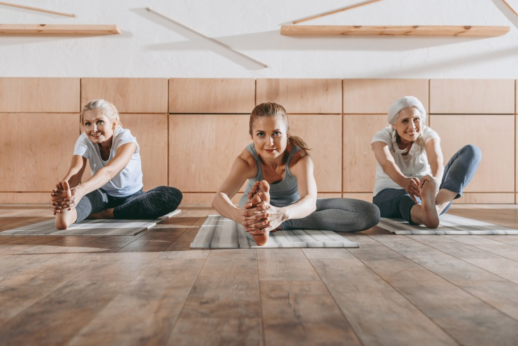 Fitness And Nutrition For Women In Menopause