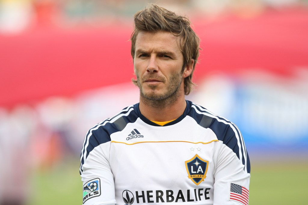 WHAT DOES A DAVID BECKHAM WORKOUT LOOK LIKE?