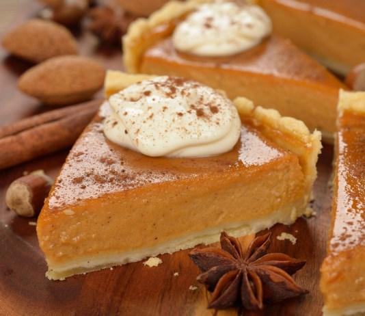 Clean and Lean Pumpkin Pie