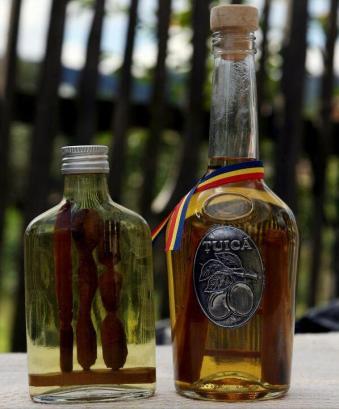 grandmas remedies plum brandy