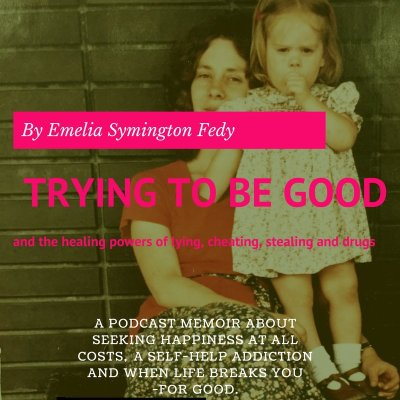 Trying To Be Good Book Cover