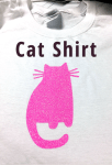 Making a Cat Shirt with Cricut Joy