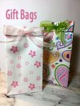 Making a Gift Bag with ScraPerfect