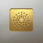 Making Gold Wall Art