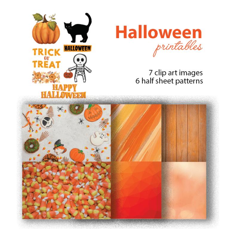 halloween print
