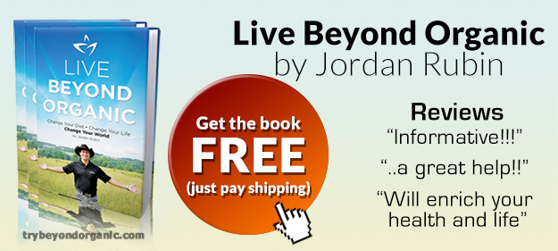 Living Beyond Organic Free Book