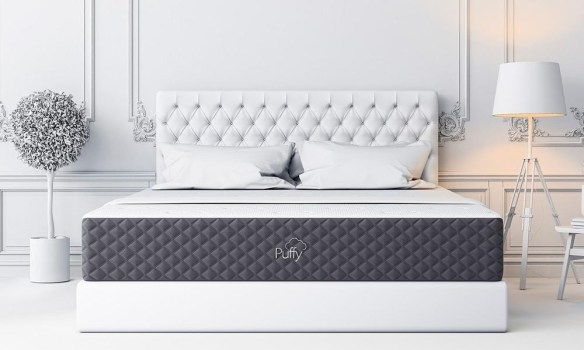 Try Any Mattress of Your Choice RISK-FREE @ Home W/ Free Delivery new-puffy Puffy Mattress Review ($300 off)