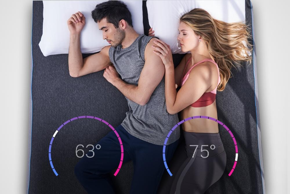 Try Any Mattress of Your Choice RISK-FREE @ Home With Free Delivery The_Pod_63F-75F What's the Best Sleeping Temperature for My Bedroom? Sleep Science  perfect sleep environment optimal sleeping temperature good bedroom temperature best temperature for sleep