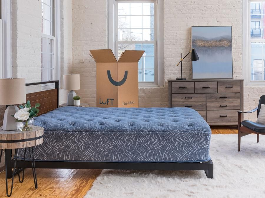 Try Any Mattress of Your Choice RISK-FREE @ Home W/ Free Delivery luft_900x LUFT Hybrid Mattress Review ($300 off Kings/Queens)