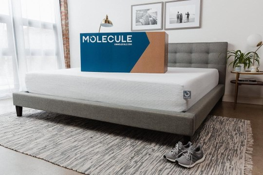 Try Any Mattress of Your Choice RISK-FREE @ Home W/ Free Delivery molecule-mattress MOLECULE Mattress Review