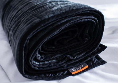 Try Any Mattress of Your Choice RISK-FREE @ Home W/ Free Delivery layla_weighted_blanket Best Weighted Blankets Review