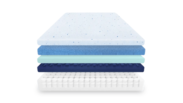 Try Any Mattress of Your Choice RISK-FREE @ Home W/ Free Delivery contour-adapt_coil_technology_600x Puffy Royal Hybrid Mattress ($300 off + free pillow -  Winter Sale)