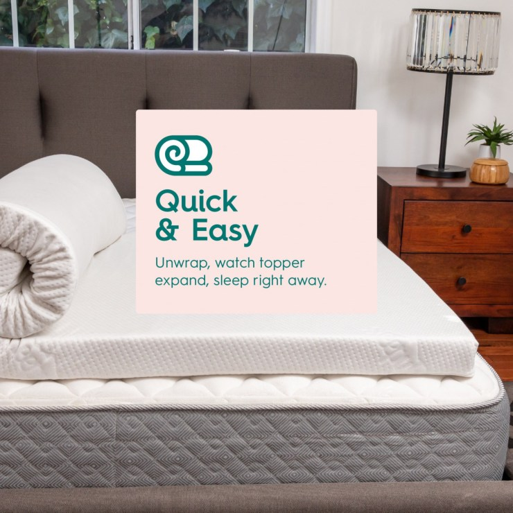 Try Any Mattress of Your Choice RISK-FREE @ Home W/ Free Delivery super-quick-easy_1024x1024-1024x1024 Best Mattress Toppers Review