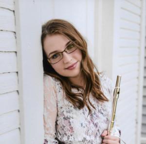 Kayla Gilmore flute
