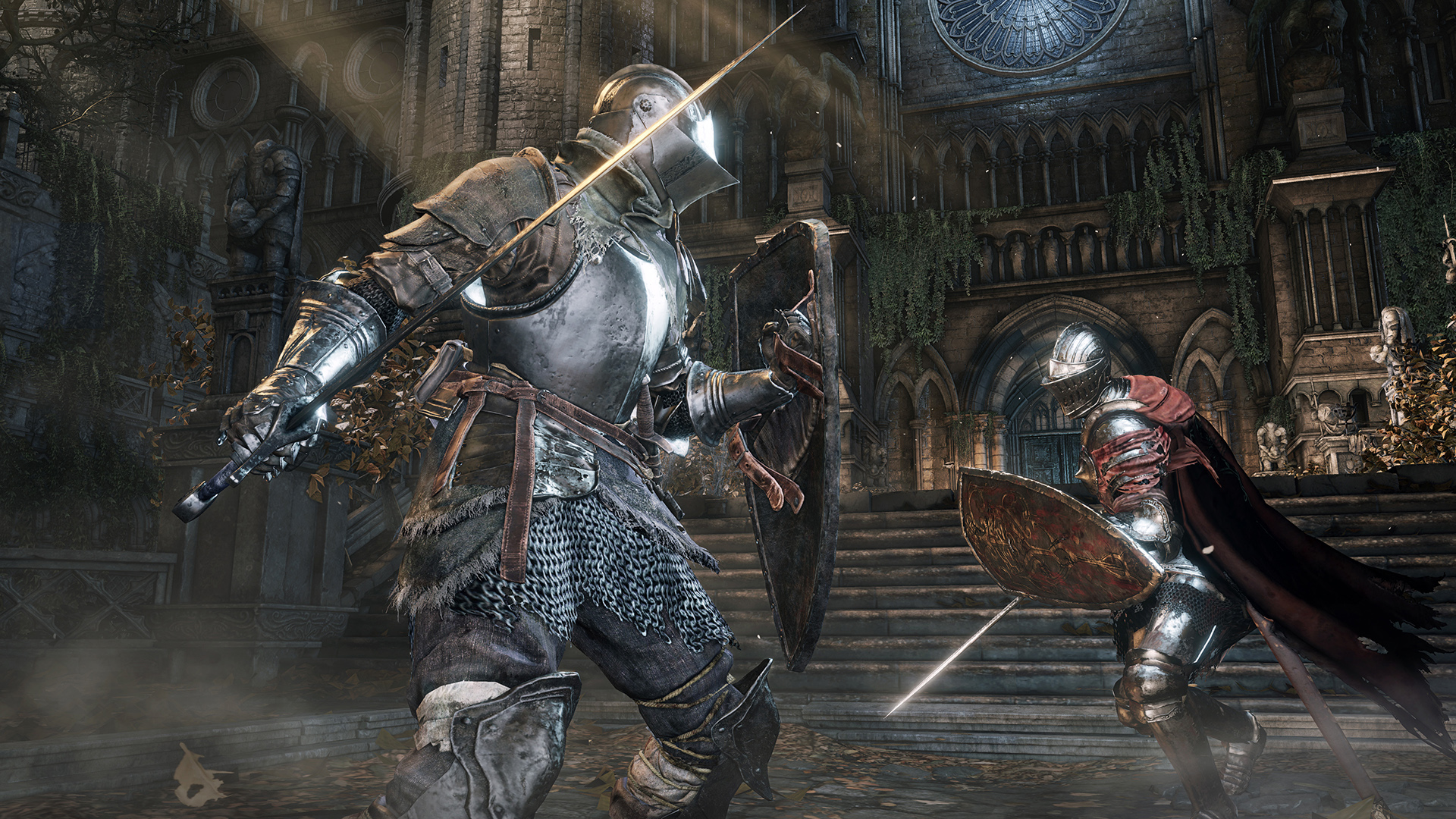 Dark Souls 3 - A Guide to PvP - TryRolling