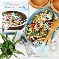Join me for a Canadian Living cookbook blog tour! First up: Essential Salads + A giveaway