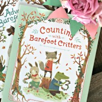 Counting with Barefoot Critters by Teagan White + A giveaway!