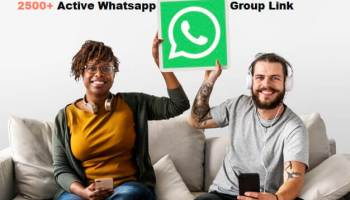 Active Whatsapp Group Link | Join links Collections