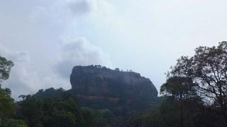 シギリヤロック:スリランカ