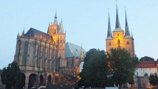 エアフルト大聖堂:ドイツ