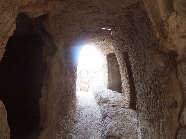 オルタヒサルの内部