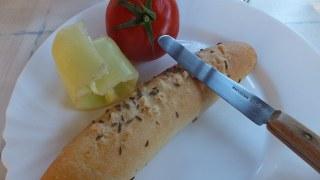 ハンガリーのご家庭の朝ご飯