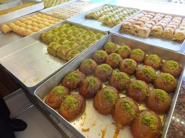 有名なトルコ菓子 バクラワ