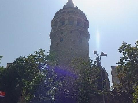 イスタンブール:ガラタ塔