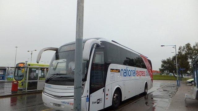 ナショナルエクスプレス:イギリスの長距離バス