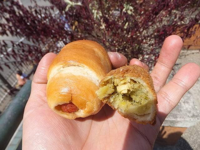 パンとサモア:キャンディ、スリランカ旅行