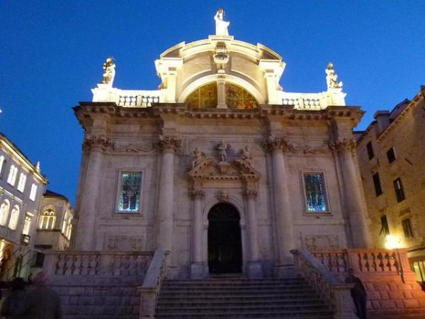 聖ヴラホ教会:ドブロブニク