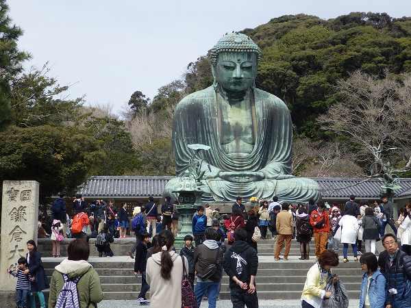 鎌倉の大仏:高徳院